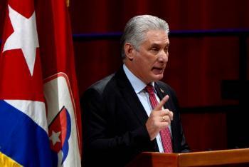 Miguel Díaz-Canel, sustituye a Raúl Castro como líder del Partido Comunista