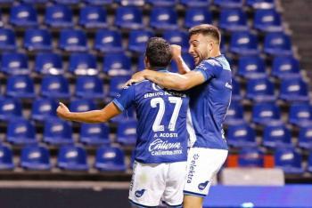 Club Puebla pide a autoridades el 30% del aforo en Estadio Cuauhtémoc