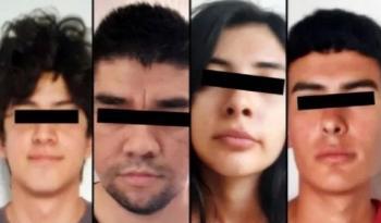 Capturan en Sonora a jóvenes responsables de vender brownies de marihuana en redes sociales