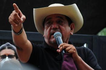 Turnan impugnación de Félix Salgado al magistrado Indalfer Infante
