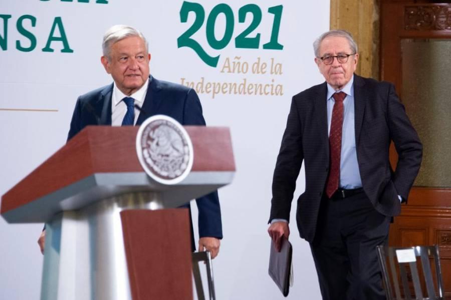 AMLO pide a reporteros no hacerle preguntas sobre temas que sancione el INE