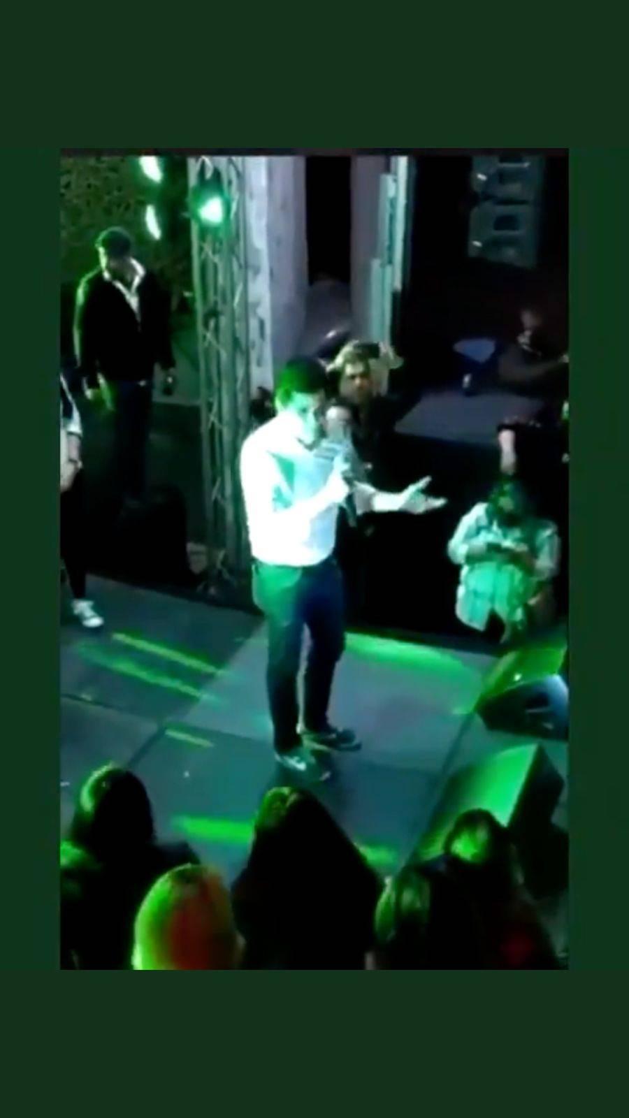 Concierto gratis de Metallica, promete candidato del Partido Verde en Reynosa