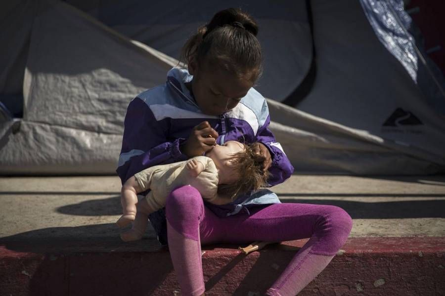 Urgente, atender y proteger a niñas, niños y adolescentes migrantes: CDHCM