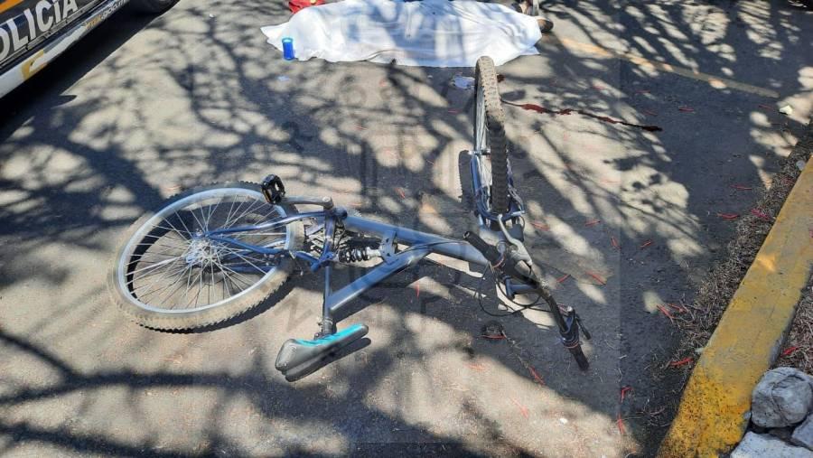 Detienen a conductor que atropelló a niño ciclista en alcaldía Azcapotzalco
