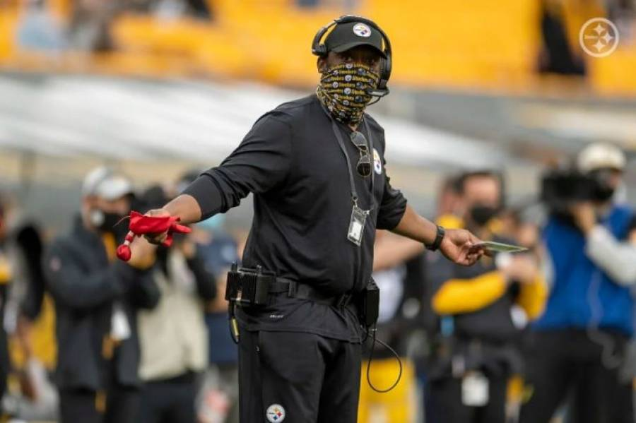 Steelers de Pittsburgh extienden contrato de Mike Tomlin hasta 2024