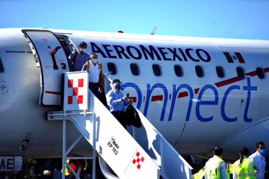 Golpe a la cartera: Aeroméxico elimina maleta de mano en tarifa económica