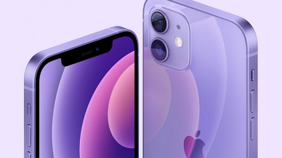 Apple presenta su nuevo y exótico iPhone 12 púrpura