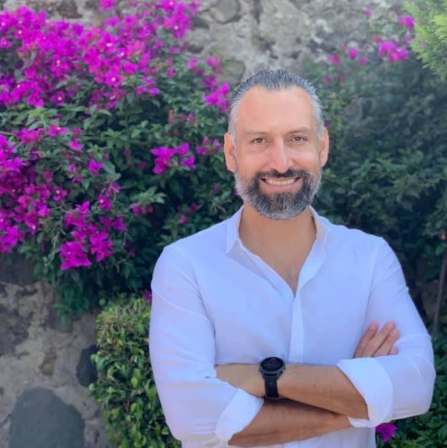 Alejandro Pérez Corzo, candidato a diputado de MC, reta a debatir al morenista Sergio Mayer