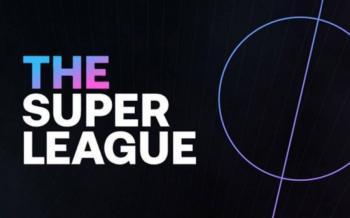 Tras la salida de clubes ingleses, la Superliga queda suspendida