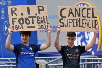Dicen adiós: El Big Six de la Premier League, colapsa a la Superliga