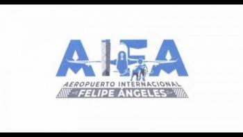 Cancelan registro de logo del aeropuerto Felipe Ángeles, ante el IMPI