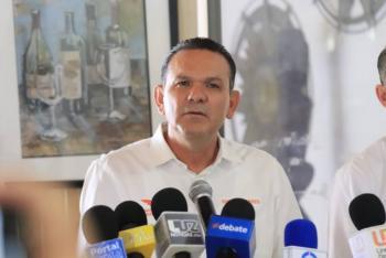 Celebra Sergio Torres, alza en su aprobación como candidato de MC al gobierno de Sinaloa