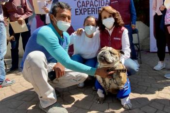 Dolores Padierna presenta plan para la protección animal en la alcaldía Cuauhtémoc