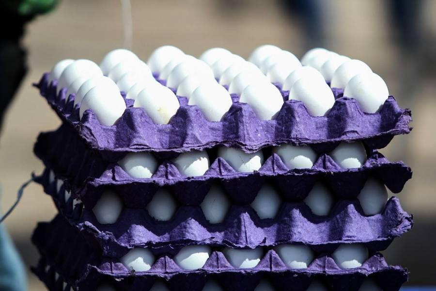 Profeco rechaza histórico aumento de precios de huevo, leche y tortilla