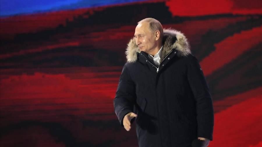 Para el otoño, Putin quiere lograr inmunidad colectiva contra la Covid