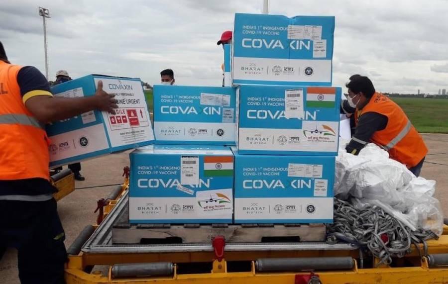 Covaxin, vacuna desarrollada por la India contra el COVID-19, reporta una efectividad del 78%