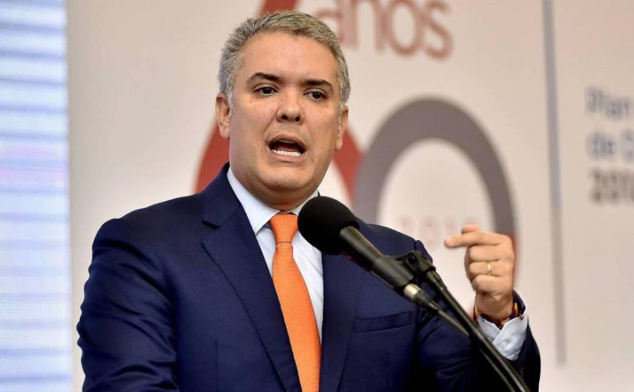 Colombia pide a Iberoamérica juntar esfuerzos para acabar con