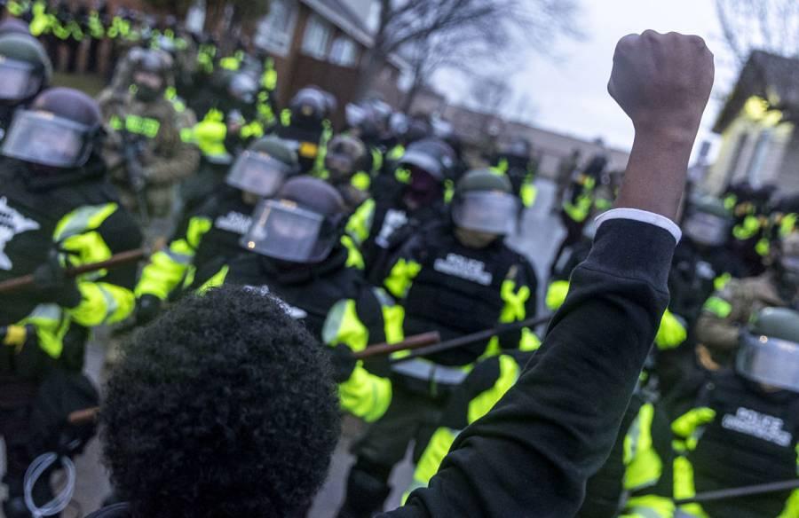 EEUU abre investigación sobre la policía de Minneapolis