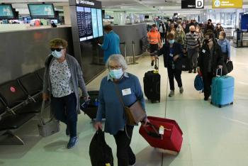EEUU aconseja no viajar a más de 100 países por el COVID-19