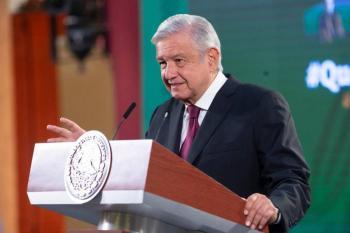 AMLO asegura que respetará decisión sobre mandato de Zaldívar