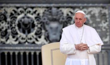 El Papa pide a mandatarios una