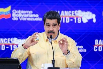 Nicolás Maduro no participará en la Cumbre Iberoamericana