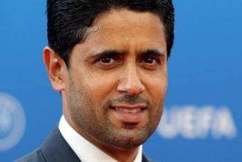 Nasser Al-Khelaifi, presidente del PSG, nuevo mandamás de la ECA