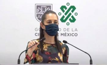 Claudia Sheinbaum lamentó la muerte del ciclista atropellado en Azcapotzalco