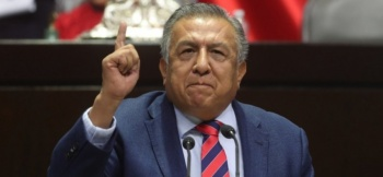 Detienen a diputado federal de Morena por presunto abuso de menor