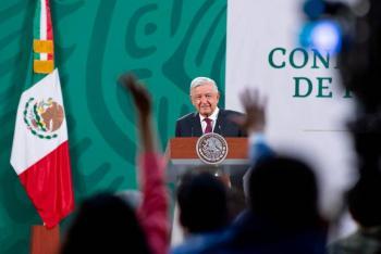 Se reforzará frontera sur para ordenar flujo migratorio, dice AMLO