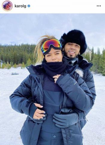 Karol G y Anuel AA ponen fin a su relación, luego de tres años juntos