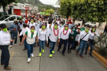 """Presenta Ricardo Gallardo ante huastecos su proyecto """"San Luis Saludable"""