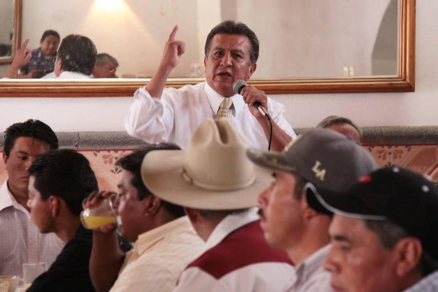 Por presunto abuso sexual, detienen… Y liberan al candidato morenista Saúl Huerta