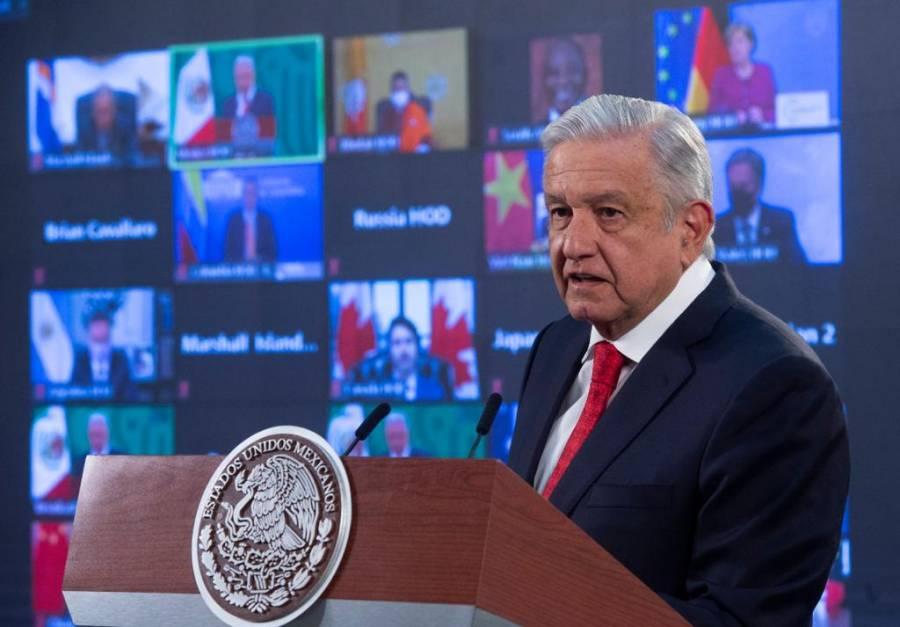 En Cumbre vs Cambio Climático, AMLO propone ampliar a centroamérica el programa Sembrando Vida