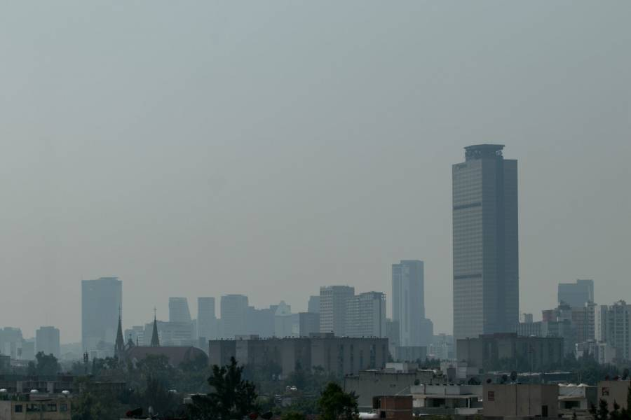 Contingencia ambiental en la CDMX, se mantiene este jueves