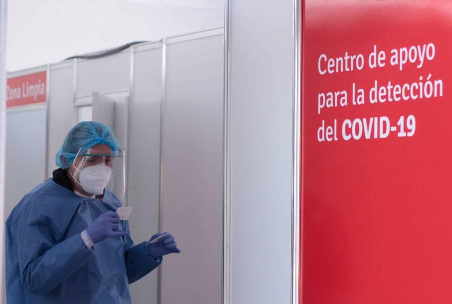 Guanajuato reporta primer caso de cepa brasileña de COVID-19