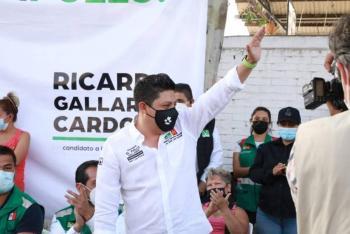 Ya no tendrán que vender su casa para pagar tratamientos: Ricardo Gallardo