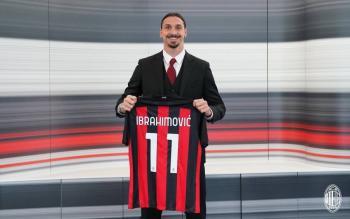 Zlatan Ibrahimovic renueva su contrato con el AC Milan hasta 2022