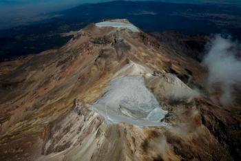 UNAM confirma desaparición del glaciar Ayoloco