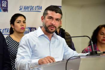 TECDMX pide sancionar a Mauricio Tabe y Ricardo Fuentes por no retirar informes a tiempo