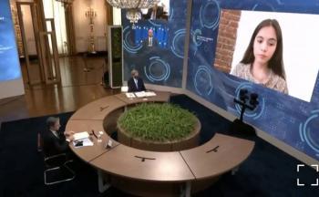 Xiye Bastida sorprendió con su emotivo discurso ante los líderes mundiales en la Cumbre Climática
