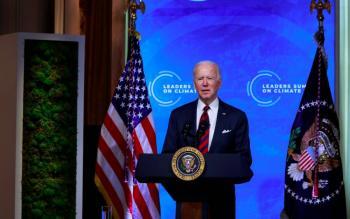 Biden anuncia reducción de emisiones de carbono hasta en un 52%