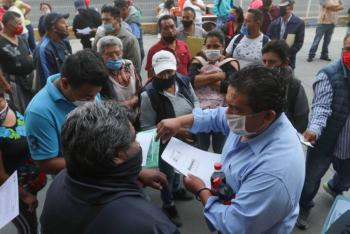 Desempleo en México disminuye un 3.9% en marzo: INEGI