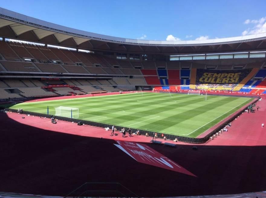 Sevilla sustituye a Bilbao y será sede de la Eurocopa