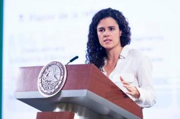 Con reforma de outsoursing, utilidades aumentarán en 100 mil millones de pesos: Luisa María Alcalde