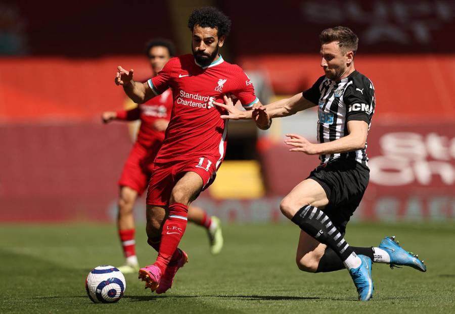 Newcastle priva a Liverpool de meterse en la Champions League