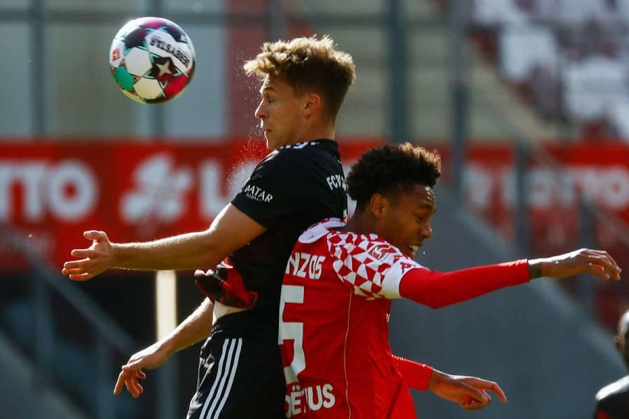 Derrotado en Maguncia, Bayern Múnich deberá esperar para ser campeón