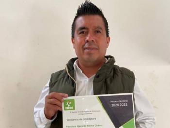 """Ejecutan a Francisco """"Batata"""" Rocha, candidato del PVEM en Tamaulipas"""