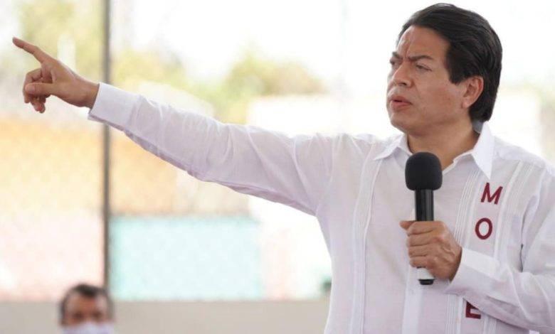 Pide Mario Delgado suspender derechos políticos al diputado Saúl Huerta
