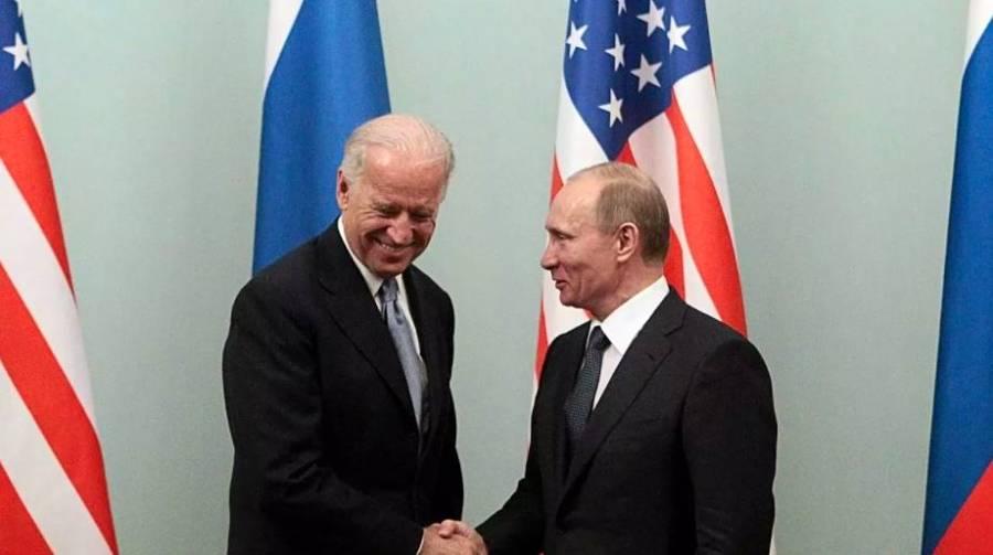 Joe Biden y Vladimir Putin podrían reunirse en junio, prevé el Kremlin